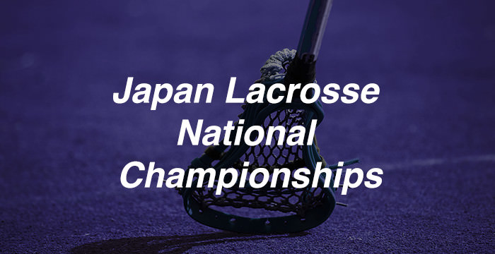 Japan Lacrosse National Championships